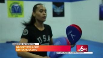 100 Days to Rio: Paige McPherson
