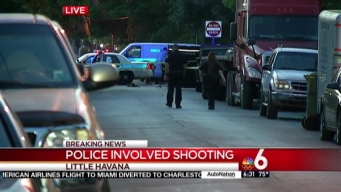 Officer Involved Shooting in Little Havana