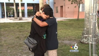 Family, Friends Gather to Pray for Principal
