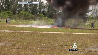 South Florida Agencies Undergo Explosives Training