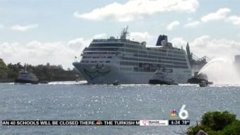 Carnival Cruise Sails to Cuba