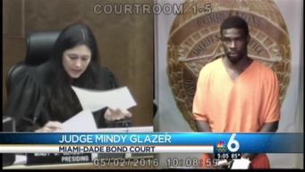 Man Who Tried to Make Swim Escape Appears Before Judge