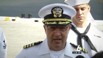 Fleet Week 2016 Sails Into South Florida