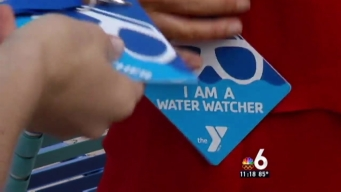 YMCA of South Florida Kicks Off Water Safety Month