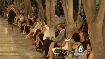 Fashionistas Jam Chanel Fashion Show in Havana