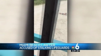 Miami Beach Man Accused of Stalking in Case Involving Lifeguards