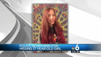 Pinecrest Police Searching for Missing 17-Year-Old Girl