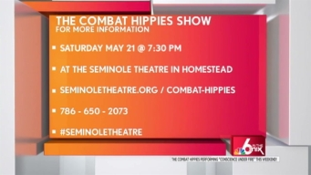 Performance Preview: Combat Hippies