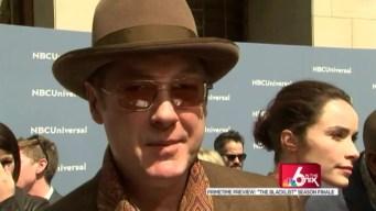 'Blacklist' Stars Talk Shocking Season Finale