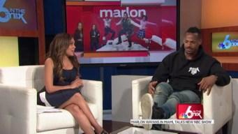 Marlon Wayans Talks New NBC show, Tour