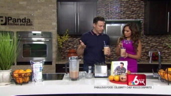 Fabulous Food: Rocco Dispirito In Town for OBIEs