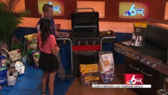 Memorial Day Ideas from Lowe's Home Improvement