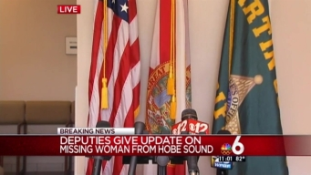 Ex-Husband Arrested in Missing Florida Mom Case