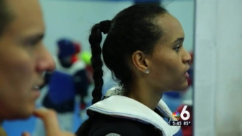 Taekwondo Athlete From Miami Aims for Gold in Rio Olympics