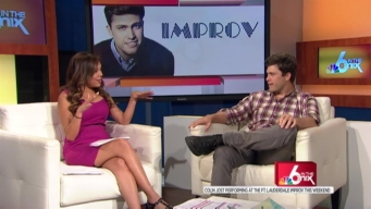 SNL's Colin Jost in South Florida