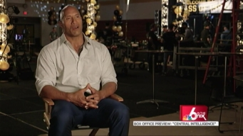 """Box Office Preview: Kevin Hart, The Rock Talk """"Central Intelligence"""""""