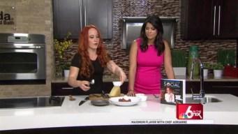 Maximum Flavor: Chef Adrianne