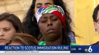 South Floridians React to Supreme Court's Immigration Ruling