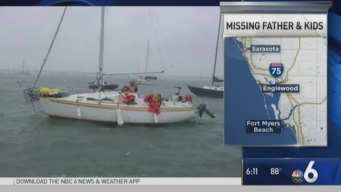 2nd Body Found in Search for Missing Family in Gulf