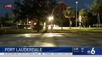 Sewer main break continues to cause problems in Fort Lauderdale