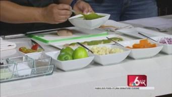 Fabulous Food: O'Lima Signature Cuisine