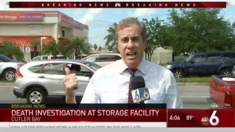 Person Found Murdered at Cutler Bay Storage Facility