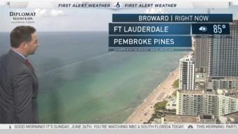 First Alert Forecast- Sunday 9am