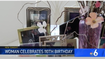 South Florida Woman Celebrates 110th Birthday in Style
