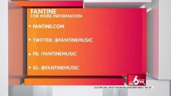 """Fantine Sings """"Get Up"""""""