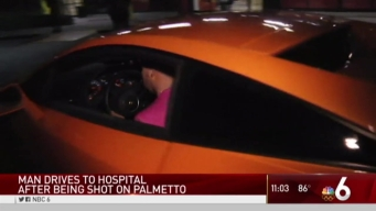 Investigation continues into shooting on Palmetto Expressway
