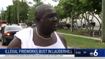 3,000 Pounds of Illegal Fireworks Found in Lauderhill Warehouse
