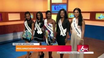 Miss Jamaica Diaspora Pageant