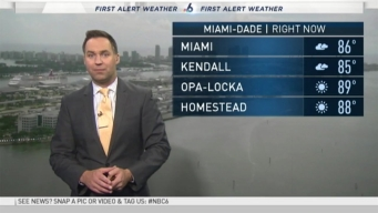 First Alert Weather Forecast 11 AM