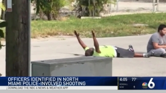 North Miami Police Officer Identified, Commander Suspended After Shooting