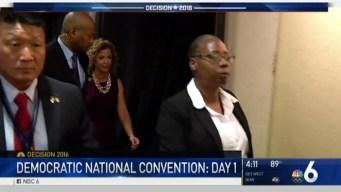 Debbie Wasserman Schultz Booed at DNC Breakfast