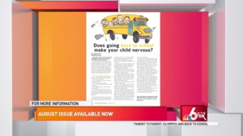 South Florida Parenting Magazine: August Issue