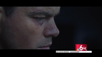 Box Office Preview: Jason Bourne