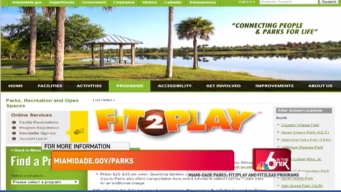 Miami-Dade Parks: Fit2Lead & Fit2Play
