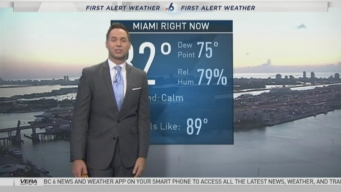 First Alert Weather 6am