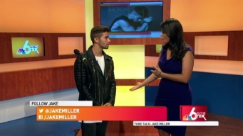 Catching up with Jake Miller