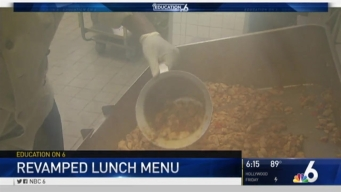 Chef Transforming School Lunches in Broward