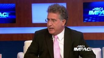 NBC6 Impact August 28, 2016 - Joe Garcia