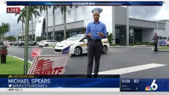 Primary Election Day Across South Florida