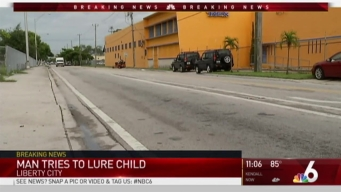 Police Looking for Man Who Tried To Lure Miami Girl Into Car