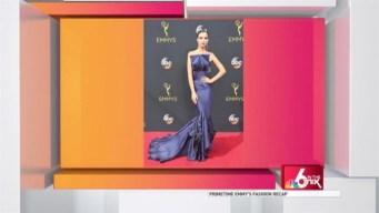 Emmy Fashion  Recap