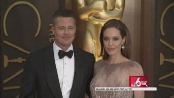 Hollywood Headlines: Jolie-Pitt Split