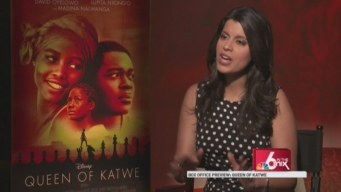 Box Office Preview: Queen of Katwe