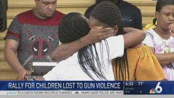Families of Kids Killed to Gun Violence Speak Out for Peace