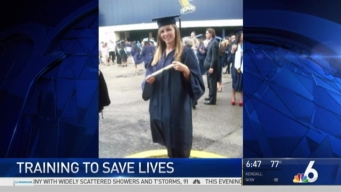 FIU Students Get CPR Training From Program Started Following Employee's Death