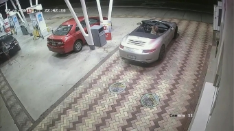 Purse Snatching at Biscayne Boulevard Gas Station